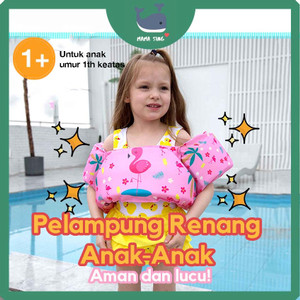Harga pelampung renang anak   aman amp lucu   jaket rompi life buoy   display | HARGALOKA.COM
