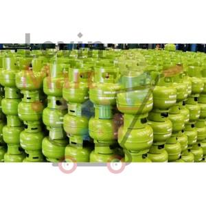 Harga tabung gas lpg elpiji 3 kg isi tabung melon gosend grab   HARGALOKA.COM
