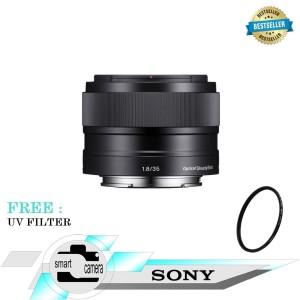 Harga lensa sony e mount 35mm f1 8   HARGALOKA.COM