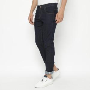 Harga papperdine 712 rinse slim fit celana panjang jeans pria selvedge     HARGALOKA.COM