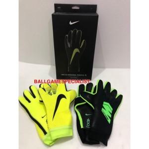 Harga sarung tangan kiper nike mercurial ukuran 8 9 10   8 merah | HARGALOKA.COM