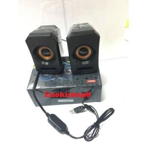 Harga speaker k one m10 speaker mini speaker laptop speaker | HARGALOKA.COM