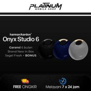 Harga harman kardon onyx 6 studio original bluetooth portable speaker     HARGALOKA.COM