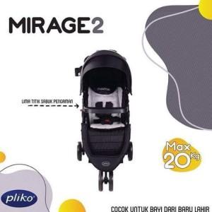 Harga makassar   stroller roda tiga kereta dorong bayi pliko mirage 2 559   | HARGALOKA.COM
