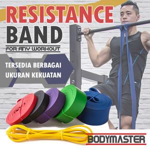 Harga Band Loop Tension Resistance Band Karet Elastis Gym Fitness Murah Katalog.or.id