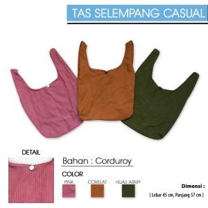 Harga remi   shopping bag go   green tas belanja kain | HARGALOKA.COM