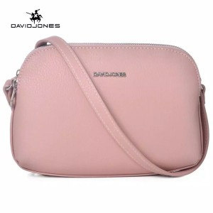 Harga david jones paris tas tangan selempang wanita original   merah | HARGALOKA.COM
