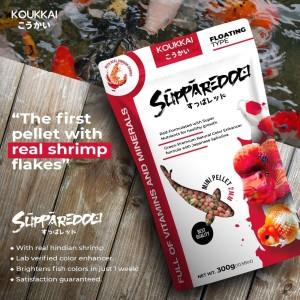 Katalog Makanan Pakan Ikan Koki Agaru 100gr Floating Sinking Type Katalog.or.id