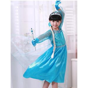 Harga baju dress frozen elsa   rok   gaun pesta   baju kostum anak frozen 2   | HARGALOKA.COM