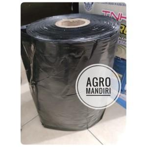 Harga plastik packing paking online shopping bag lebar 80 cm hitam | HARGALOKA.COM