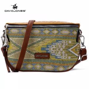 Harga david jones tas selempang wanita original desain pactwork   | HARGALOKA.COM