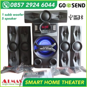 Harga speaker active aktif home theater mini multimedia murah remote | HARGALOKA.COM