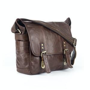 Harga 106 107 leather messenger bag   matty walton   | HARGALOKA.COM