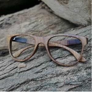 Harga frame kacamata minus puma 833 pria wanita kaca mata kayu   tanpa   HARGALOKA.COM