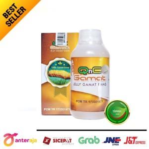Harga obat herbal qnc jelly gamat teripang emas tripang asli | HARGALOKA.COM