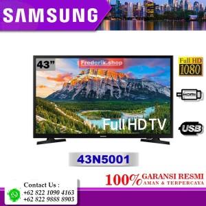 Harga samsung 43 34 led tv 43n5001 usb movie hdmi full hd dvb t2 | HARGALOKA.COM