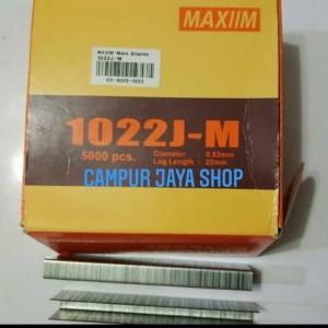 Harga isi paku tembak air nailer 1022j maxiim isi 5000 pcs isi steples | HARGALOKA.COM