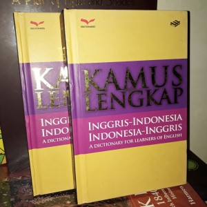 Harga original kamus lengkap inggris indonesia indonesia inggris erlangga | HARGALOKA.COM