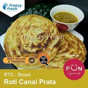 Harga roti canai cane roti maryam rtc   by fun gourmet best seller   HARGALOKA.COM