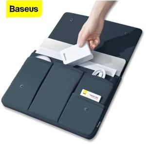 Harga baseus basics laptop sleeve 13 inches or less dark | HARGALOKA.COM