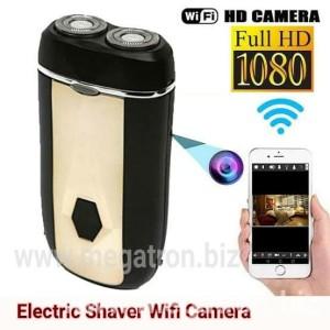 Harga wifi spy camera model electric shaver   pantau live via hp android | HARGALOKA.COM