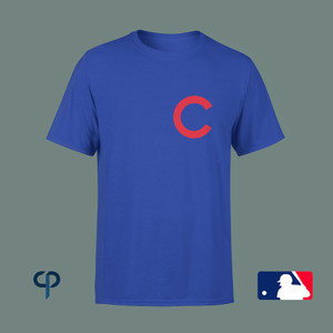 Harga kaos chicago cubs tshirt   | HARGALOKA.COM