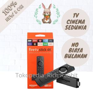 Harga fire tv stick 4k ultra hd alexa voice remote streaming media player   fire tv 4k | HARGALOKA.COM