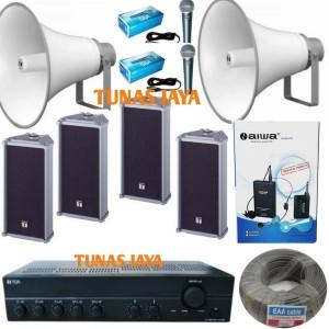 Harga paket toa sound sound system masjid atau musholah 6   HARGALOKA.COM