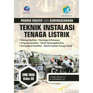 Harga buku teknik instalasi tenaga listrik smk mak kelas | HARGALOKA.COM