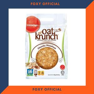 Harga biskuit gandum oat krunch chunky hazelnut   biscuit oat diet | HARGALOKA.COM