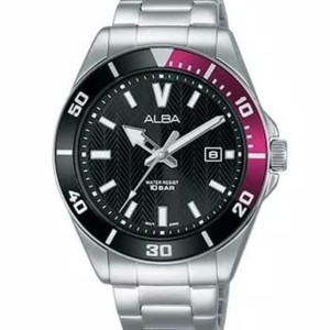 Harga jam tangan pria alba hulk pepsi black original   | HARGALOKA.COM