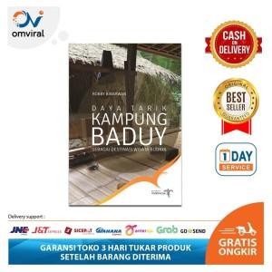 Harga buku daya tarik kampung baduy sebagai destinasi wisata | HARGALOKA.COM