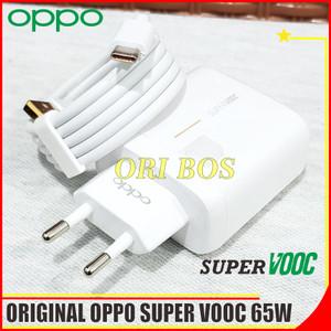 Harga charger casan oppo super vooc ori 100 65 watt usb c resmi | HARGALOKA.COM