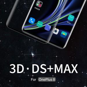 Harga oneplus one plus 8 tempered glass nillkin 3d ds max screen | HARGALOKA.COM