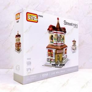 Harga lego loz street mini mickey mouse store 1632 nanoblock nano block | HARGALOKA.COM