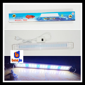 Harga lampu led aquarium recent model p 600 aquarium 50   60 cm 15 | HARGALOKA.COM