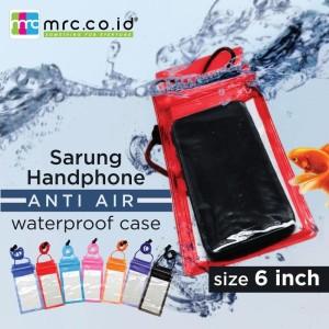 Harga casing sarung handphone anti air waterproof size ukuran 6 | HARGALOKA.COM