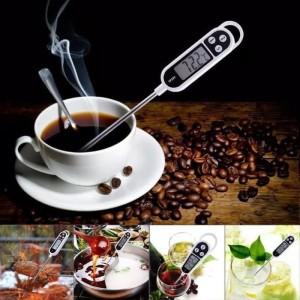 Harga thermometer digital pengukur suhu kopi susu minuman makanan | HARGALOKA.COM