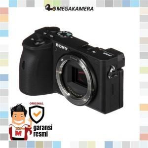 Harga sony alpha a6600 mirrorless digital camera body only   kamera | HARGALOKA.COM