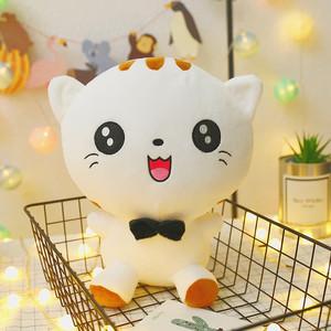 Harga boneka kucing imut mainan boneka cat lucu   putih   HARGALOKA.COM