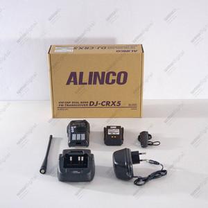 Harga radio walkie talkie ht alinco dj crx5 ht cr x5 dualband super | HARGALOKA.COM