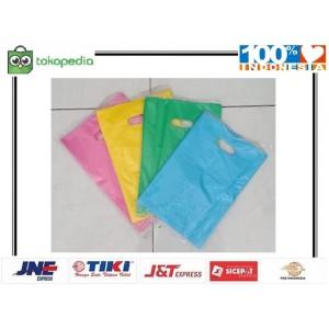 Harga kantong plastik packing online shop 20x30 cm shopping | HARGALOKA.COM