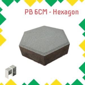 Harga Paving Block Conblock Hexagon Segi 6 Tebal 6 Cm Katalog.or.id