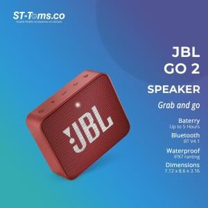 Harga jbl go 2 portable bluetooth speaker     HARGALOKA.COM