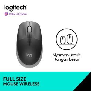 Harga logitech wireless mouse m191   mid | HARGALOKA.COM