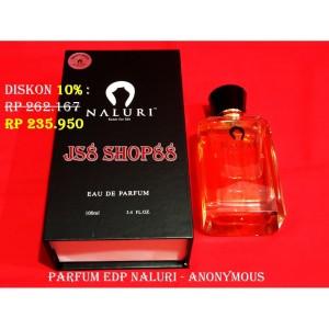 Harga grosir parfum edp naluri   anonymous   HARGALOKA.COM
