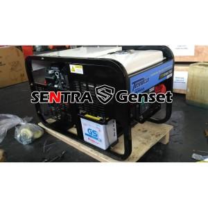 Harga genset open honda 15 kva 10000 watt 1 phase tenka th | HARGALOKA.COM