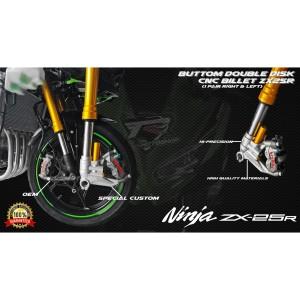 Harga buttom shock usd kawasaki zx25r yamaha r25 double diskbrake | HARGALOKA.COM