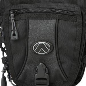 Harga eiger t paha legpack   hitam all | HARGALOKA.COM