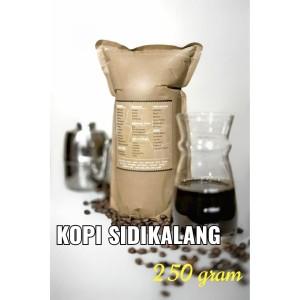 Harga kopi robusta sidikalang   kopi bubuk biji  premium robusta 250 | HARGALOKA.COM